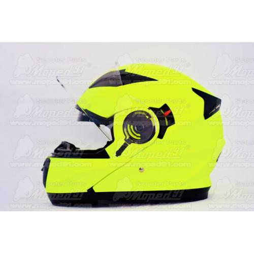 """kesztyű, XL, motoros, hosszú ujjas, fekete/ neon sárga, megbízható TPU protektorral, magas minőségű """"drum dyed"""", Analine bőrből"""