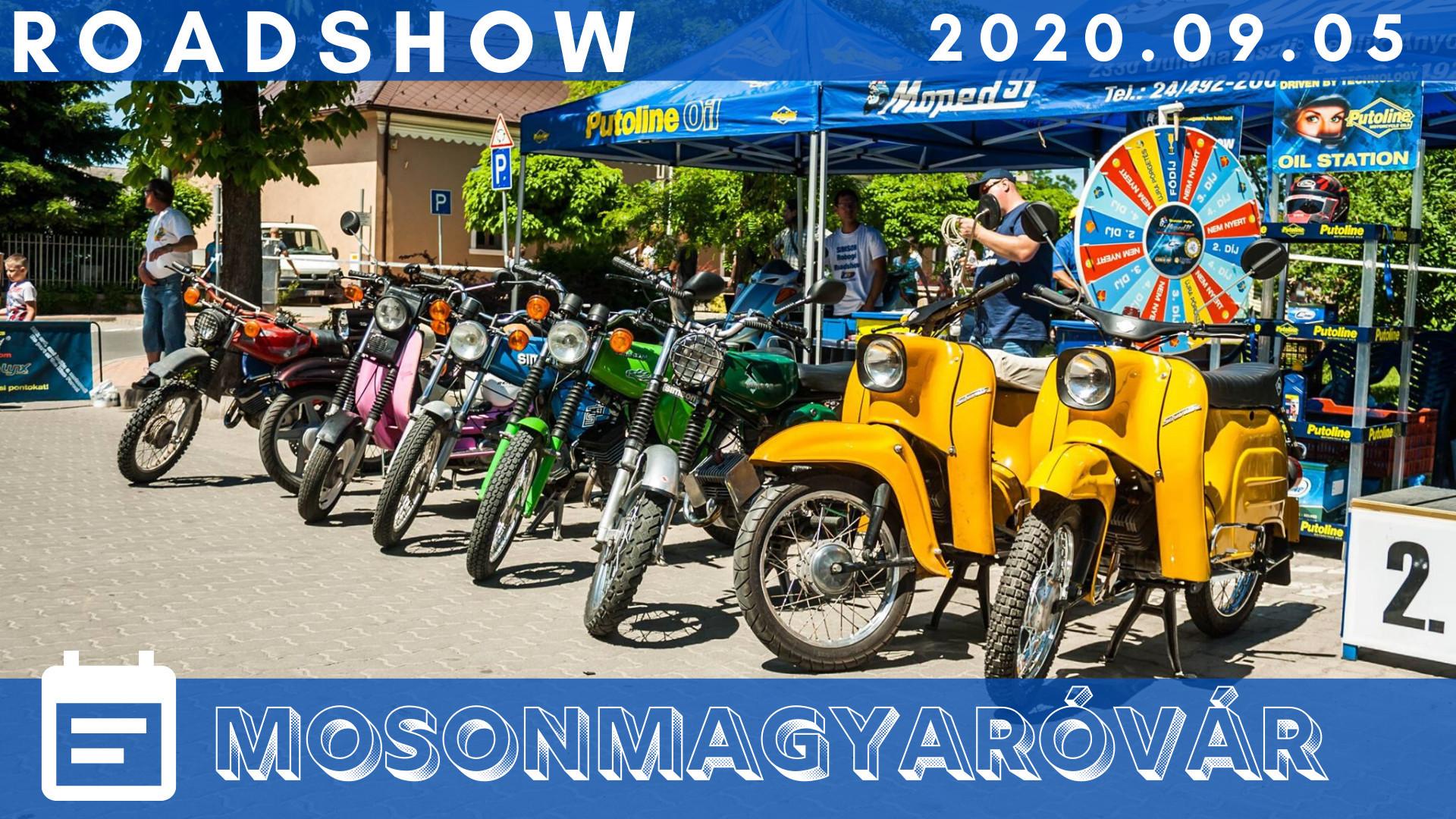 Simson Robogó Roadshow